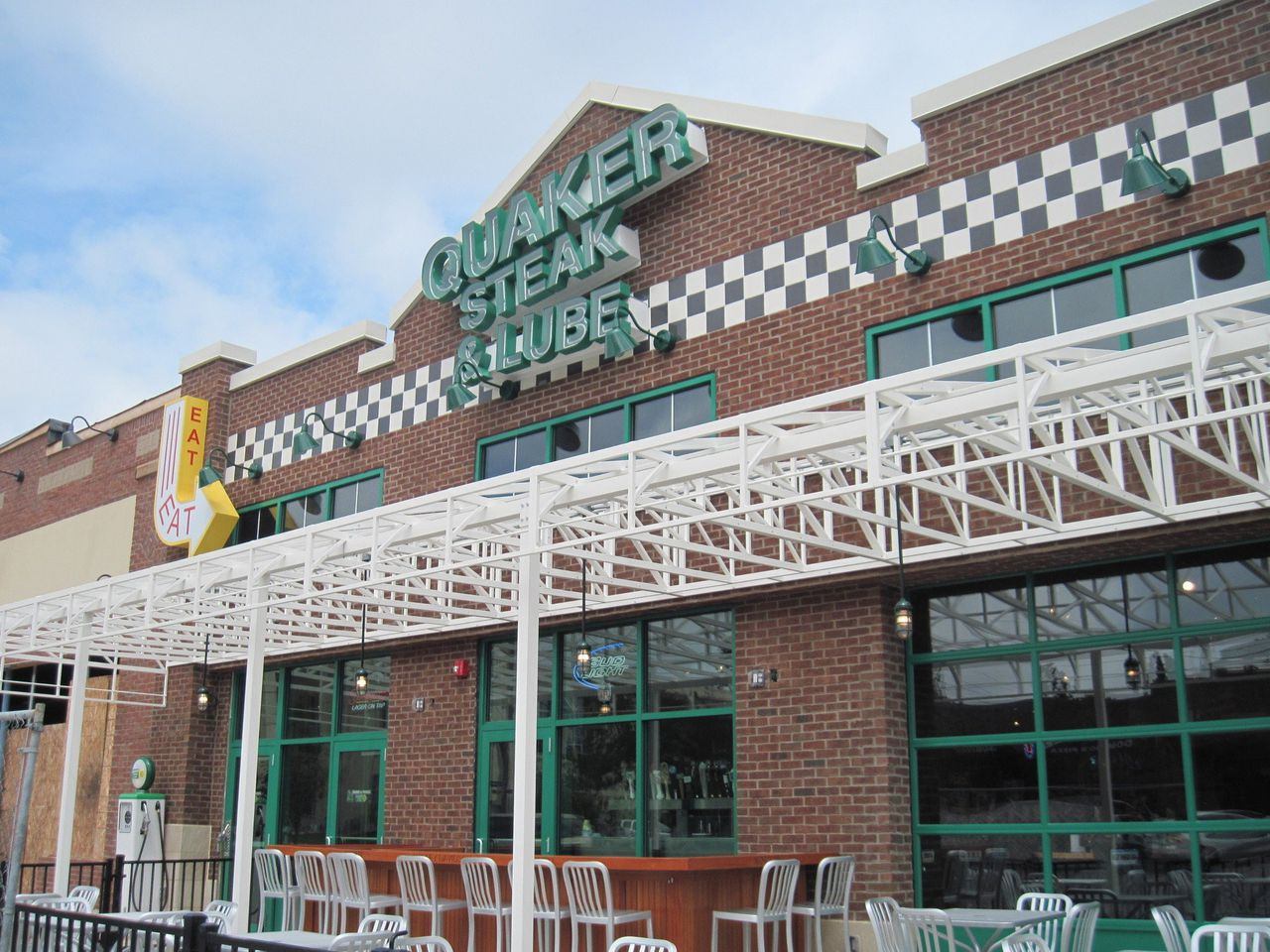 Quaker steak and lube bankruptcy filing