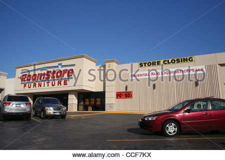 Roomstore furniture bankruptcy