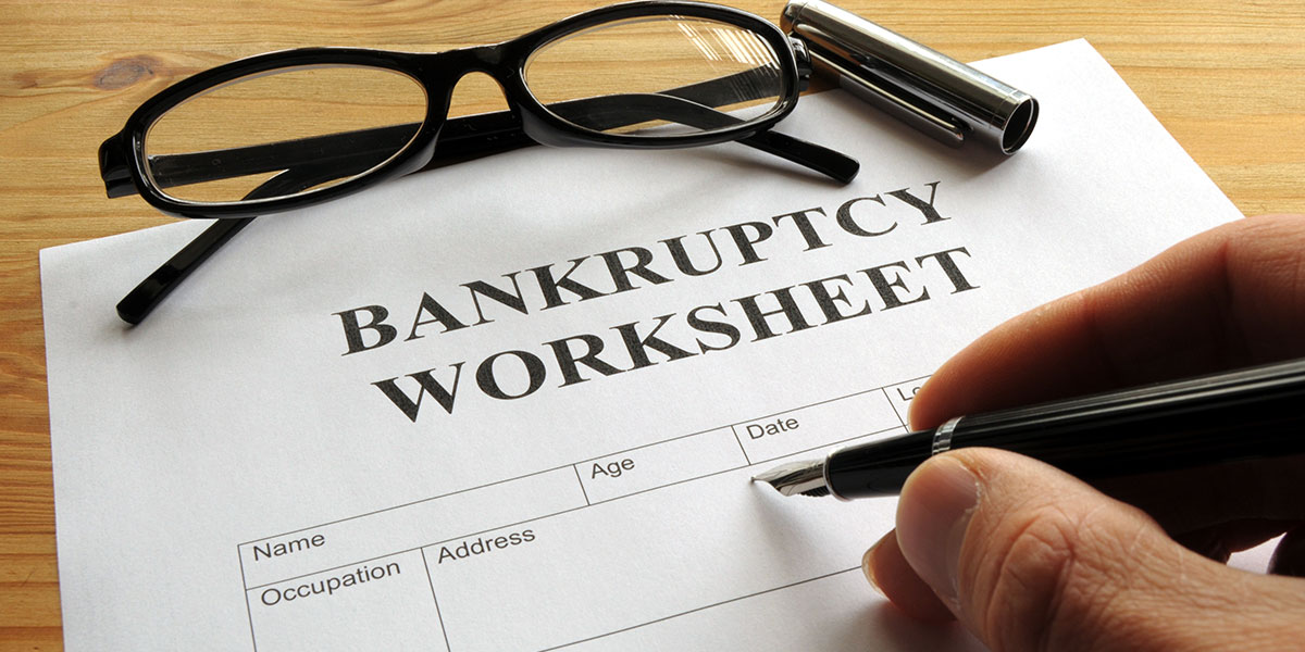 Filing bankruptcy in ms